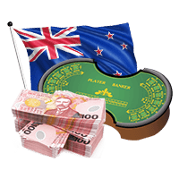 New Zealand Online Baccarat Casinos