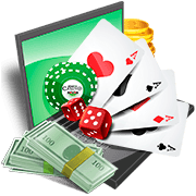Betting at an Online Casino