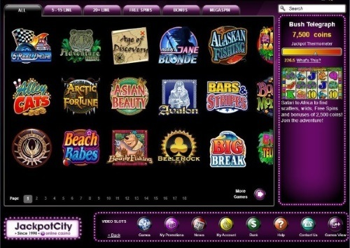 online casino city  automat