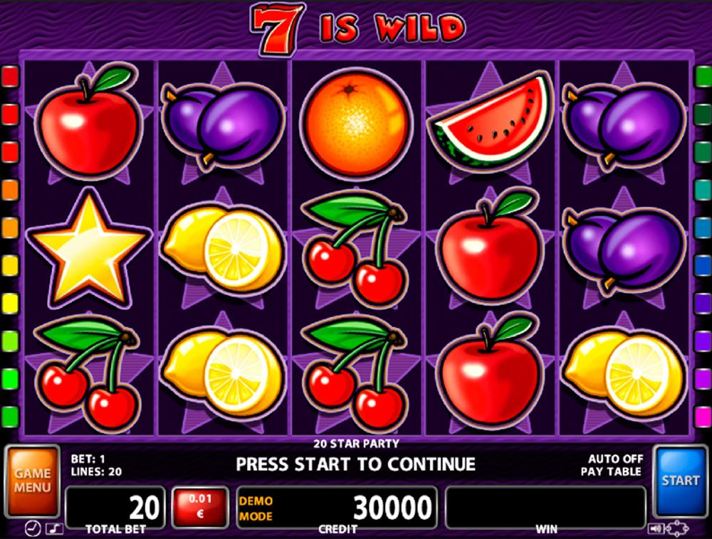 Play Sweet Party Slots Online at Casino.com NZ