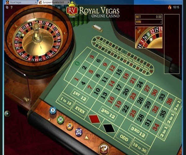 free online casino royal roulette