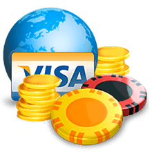 Online Casinos Accepting Visa