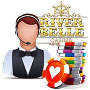 River Belle Casino Games
