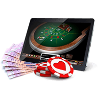 Online, Live Dealer Baccarat - Casino Selection
