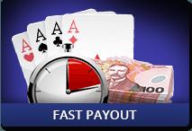 Online casino fast payout casino secrets video poker