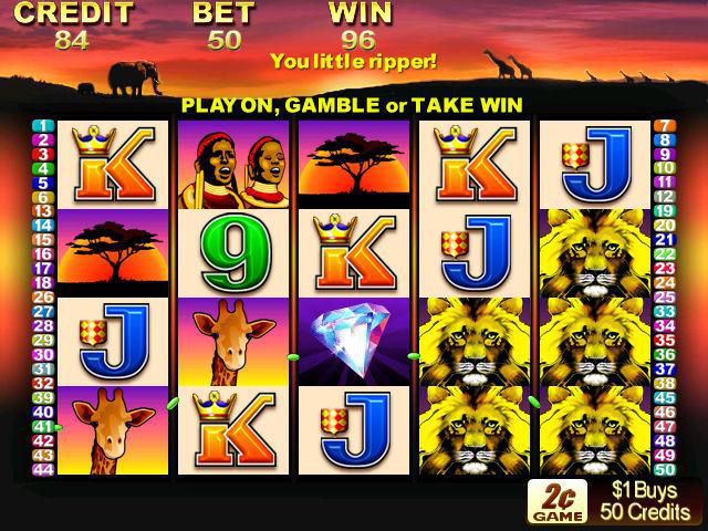 all slots online nz casino